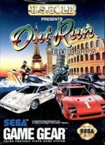 Sega Game Gear - Outrun Europa US