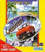 Sega Game Gear - Outrun