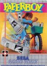 Sega Game Gear - Paperboy