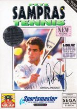 Sega Game Gear - Pete Sampras Tennis