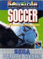 Sega Game Gear - Sensible Socer