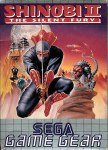 Sega Game Gear - Shinobi 2