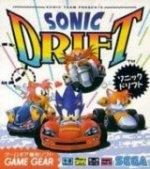Sega Game Gear - Sonic Drift