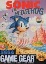Sega Game Gear - Sonic the Hedgehog US