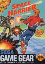Sega Game Gear - Space Harrier US