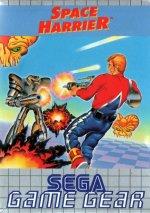 Sega Game Gear - Space Harrier
