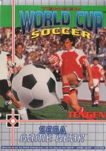 Sega Game Gear - Tengen World Cup Soccer