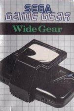 Sega Game Gear - Sega Game Gear Wide Gear Boxed