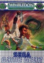Sega Game Gear - Wimbledon