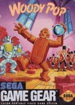 Sega Game Gear - Woody Pop US