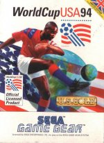 Sega Game Gear - World Cup USA 94