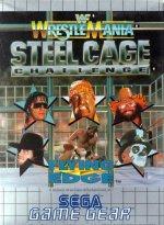 Sega Game Gear - WWF Wrestlemania Steel Cage Challenge