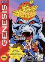 Sega Genesis - Adventures of Mighty Max