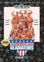 Sega Genesis - American Gladiators