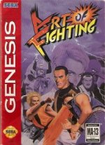 Sega Genesis - Art of Fighting