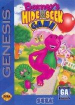 Sega Genesis - Barneys Hide and Seek Game