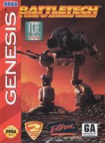 Sega Genesis - Battletech