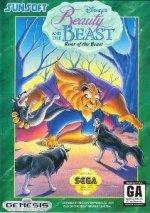 Sega Genesis - Beauty and the Beast - Roar of the Beast
