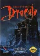 Sega Genesis - Bram Stokers Dracula