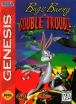 Sega Genesis - Bugs Bunny in Double Trouble