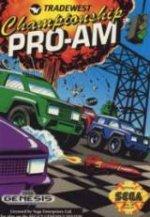 Sega Genesis - Championship Pro Am
