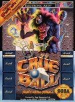 Sega Genesis - Crue Ball