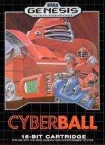 Sega Genesis - Cyberball