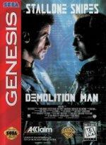 Sega Genesis - Demolition Man