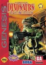 Sega Genesis - Dinosaurs for Hire