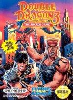 Sega Genesis - Double Dragon 3