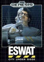 Sega Genesis - ESWAT