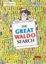 Sega Genesis - Great Waldo Search