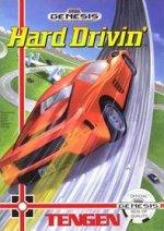 Sega Genesis - Hard Drivin