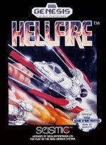 Sega Genesis - Hellfire