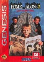 Sega Genesis - Home Alone 2