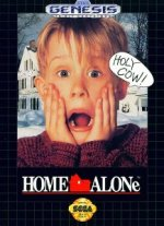 Sega Genesis - Home Alone