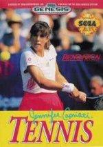 Sega Genesis - Jennifer Capriati Tennis