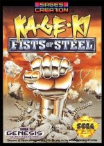 Ka-Ge-Ki - Fists of Steel