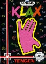 Sega Genesis - Klax