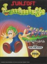 Sega Genesis - Lemmings