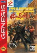 Sega Genesis - Lethal Enforcers 2