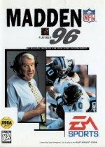 Sega Genesis - Madden NFL 96