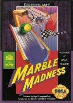 Sega Genesis - Marble Madness