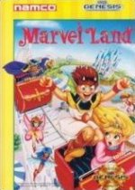 Sega Genesis - Marvel Land