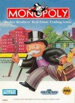Sega Genesis - Monopoly