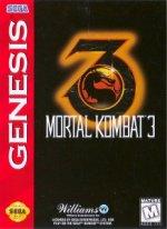 Sega Genesis - Mortal Kombat 3