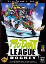 Sega Genesis - Mutant League Hockey