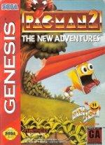 Sega Genesis - Pacman 2