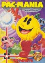 Sega Genesis - Pac-Mania