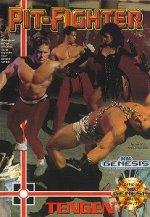 Sega Genesis - Pit Fighter